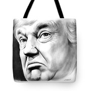 The Donald Tote Bag