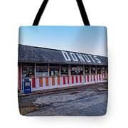 The Donut Shop No Longer 2, Niceville, Florida Tote Bag
