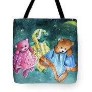 The Doo Doo Bears Tote Bag