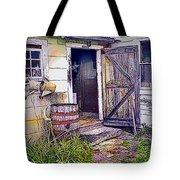The Door Is Always Open Tote Bag