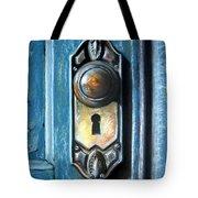 The Door Knob Tote Bag
