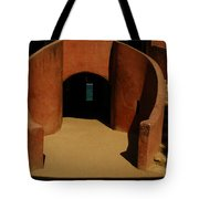 The Door Of No Return On Goree Island Tote Bag