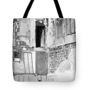 The Doorway To Darkness Tote Bag