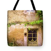 The Doorway To Provence Tote Bag