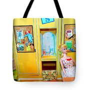 The Dorm Room Tote Bag