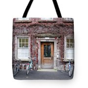 The Dorms At Trinity College Dublin Ireland Tote Bag