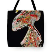 The Dotted Splatter Tote Bag