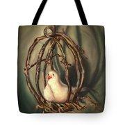 The Dove Tote Bag