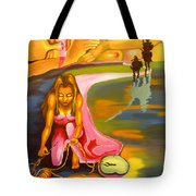 The D.q. Within Bella Tote Bag