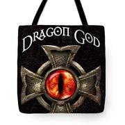 The Dragon God Tote Bag