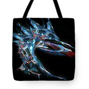The Dragon In Your Dreams Tote Bag