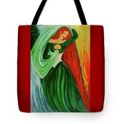The Dragon Queen Tote Bag