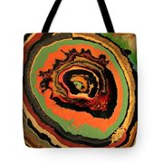 The Dragons Eye Tote Bag