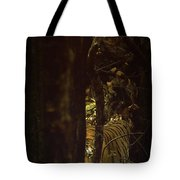 The Dramatic Silence Tote Bag