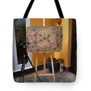 The Drawing Board Speaks Tote Bag