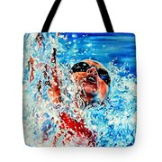 The Dream Becomes Reality Tote Bag