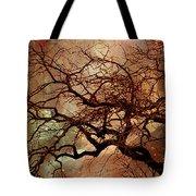 The Dream Oak Triptych Left Panel Tote Bag