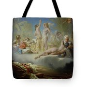 The Dream Of The Believer Tote Bag by Achille Zo