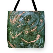 The Dream Of The Fish 1 By Walter Gramatte Tote Bag