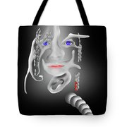 The Dreamer Tote Bag by Scott Cordell
