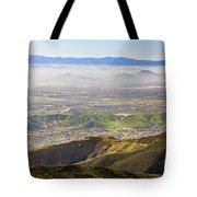 The Dreamy San Bernardino Tote Bag
