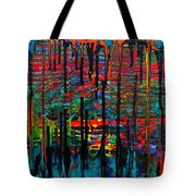 The Drip Tote Bag