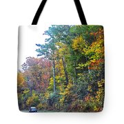 The Drive To See Grandfather Tote Bag