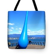 The Drop Vancouver Tote Bag