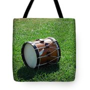 The Drum Tote Bag