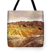 The Dry Lands Tote Bag