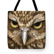 The Dubious Owl Tote Bag