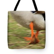 The Duck Strut Tote Bag