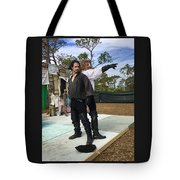 The Duelists Tote Bag