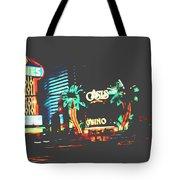 The Dunes Casino Tote Bag