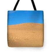 The Dunes Of Maspalomas Tote Bag