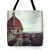 The Duomo Tote Bag