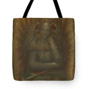 The Dweller In The Innermost Tote Bag
