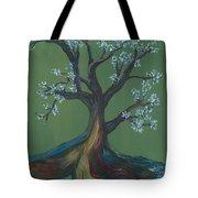 The E Tree Tote Bag