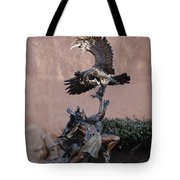 The Eagle And The Indian Tote Bag