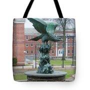 The Eagle - Widener University Tote Bag