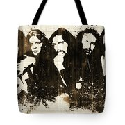 The Eagles Rustic Tote Bag