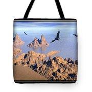 The Eagles Tote Bag