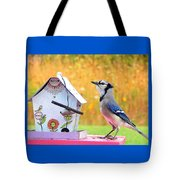 The Early Bird Special Tote Bag