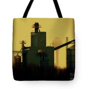 The Earth And All That Is In It Tote Bag