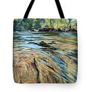 The East Dart River Dartmoor Tote Bag