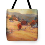 The East View Tote Bag