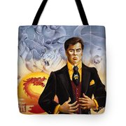 The Eastern King Tote Bag