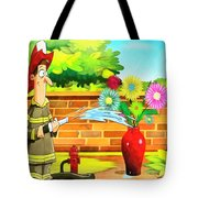 The Easy Way Out Tote Bag