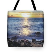 The Ebb And Flow Tote Bag