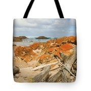 The Edge Of The World 2 Tote Bag